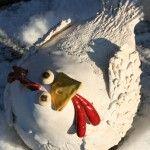 Schneehühner | Tingel Keramik