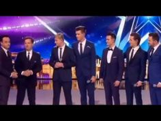 "Collabro perform ""I Won't Give Up"" on Britain's Got Talent hot 2015"