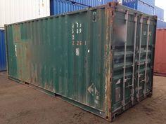 Das Containerhaus ist die günstige Variante zu einem…