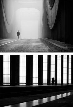 Beautiful Black & White Photos by Kai Ziehl