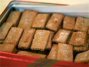 Serious Cookies: Swiss Cinnamon Crisps Recipe | Serious Eats