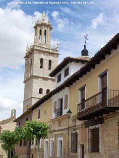 Iglesia de San Pedro. Fuentes de Nava.