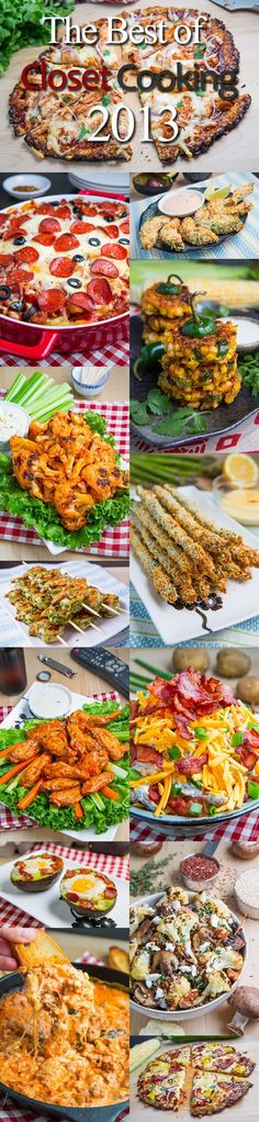 Top 25 Recipes of 2013
