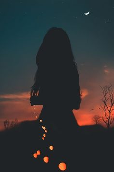 Silhoutte Photography, Moonlight Photography, Shadow Photography, Dark Photography, Sunset Photography, Photography Women, Creative Photography, Aesthetic Photography Nature, Nature Aesthetic