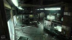 (UDK) Sci Fi Environment, By Sziada - Polycount Forum