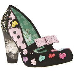 Bunny shoes Irregular choice