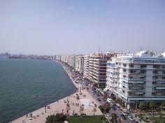 Θεσσαλονίκη: Βούλιαξε από κόσμο η παραλιακή! (Photos)