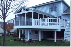 Image result for backyard deck design with arch