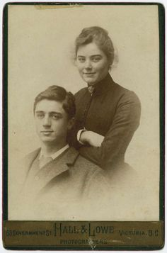 Emily (Millie) and her brother Dick Carr, 1889 or 1890 Canadian Painters, Canadian Artists, Emily Carr Paintings, Franklin Carmichael, Tom Thomson Paintings, Group Of Seven, Art Web, National Art, Dibujo