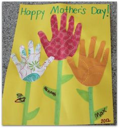 Mother's day card - great for grandma