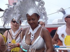 """The great """"cropover"""" carnival, Grand Kadooment"""
