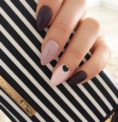 nude nails ideas minimalist manicure