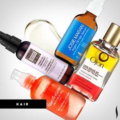Oils 101! Our HAIR oil picks. #Sephora