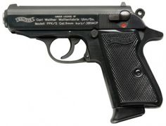 Skyfall - IMFDB Walther PPK/S .380 or 9 mm short