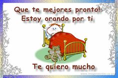 pronta recuperacion frases - Google Search Prayers Before Surgery, Get Well Soon Quotes, Get Well Wishes, You Are Special, Morning Greeting, Wish Quotes, Cute Poster, Pretty Words, Spanish Quotes