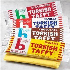 Bonomo Turkish Taffy