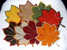 Crochet Earrings Pattern, Crochet Vest Pattern, Crochet Stitches Patterns, Thread Crochet, Crochet Motif, Crochet Pumpkin, Crochet Fall, Holiday Crochet, Irish Crochet
