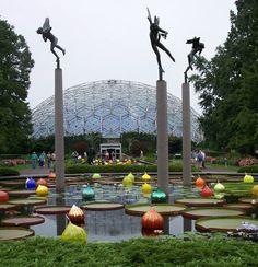 Botanical Garden Shaw Park St Louis MO | St. Louis MSC | Pinterest