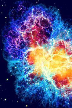 weareallstarstuff: Crab Nebula