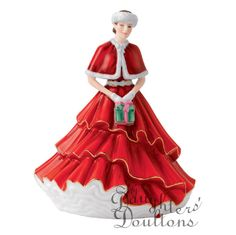 Royal Doulton Figurines, specializing in current and discontinued collectables including Pretty Ladies, Characters and Character Jugs, My Daughters' Doultons located Ontario, Canada ships worldwide
