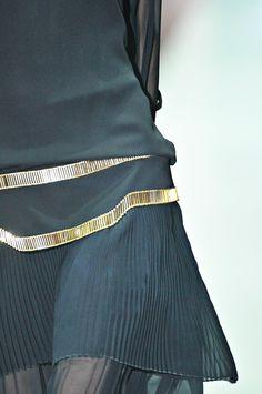 Drop waist