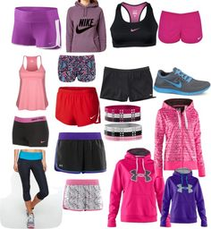 """all my volleyball dream clothes"" by gone790 on Polyvore"