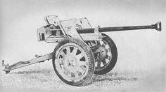 2.8/2.0 cm  s.Pz.B.41 (schwere Panzerbuchse 41) : GermanTapered Bore Antitank Gun WW II