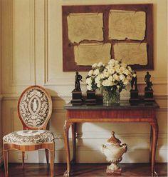 Everything Fabulous Decor Inspiration Quiet Elegance Bill Blass Home
