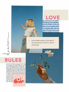Fashion Editorial Magazine Ideas Design Layouts For 2019 Editorial Layout, Editorial Design, Editorial Fashion, Editorial Board, Editorial Hair, Mode Collage, Aesthetic Collage, Collage Art, Layout Design