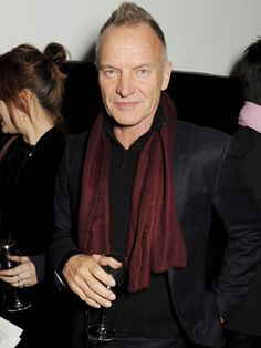 Sting on March 25, 2013 in London, England.