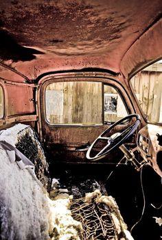 Abandoned Pick Up - Patrick Flynn