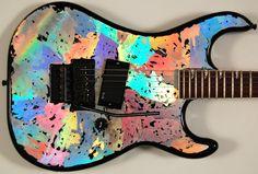 Iridescent bass. All About That Bass, Iridescent, Music Instruments, Guitar, Musical Instruments, Guitars
