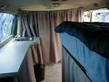 The best blog for converting a van into a camper.