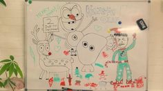 Office whiteboard battle UK
