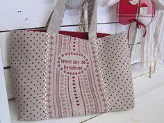 My next bag. Marie Suarez bag