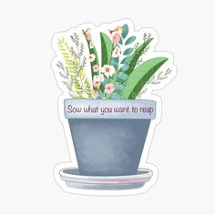 Do you like stickers? Do scrapbook or creative planning? Then this stickers might be what you want. I just love beautiful flowers in a pot. They let any place look so pretty. Hope you like them too! Redbubble link in bio!🎈📭📌🔴 . . . #prettystickers #trendy #stickers #flower #flowersofinstagram #flowerart #floraldecor #art #artistsoninstagram #quotes #redbubble #redbubbleartist