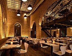 Das Kesselhaus Ist Eine Perle Der Industrie Architektur In Karlsruhe Ein Restaurant Und Bistro