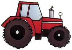 How to draw a terrific tractor (and other big trucks)