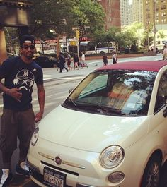 JR Smith Just Bought A New Ride