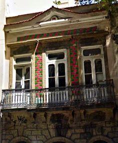 Azulejos antigos no Rio de Janeiro: Centro L - rua Visconde de Inhaúma