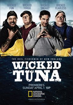 22ce372ab5dfb Wicked Tuna  New Reality Series Documenting the Bay State s Fishing  Industry Premieres Tonight  Video