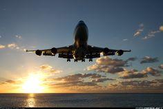 King of skies. 747