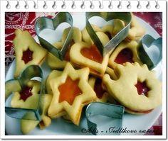 Jedlíkovo vaření: Pečeme vánoční cukroví