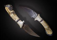 Oleg Doroshenko (Ukraine) hand made knife masters