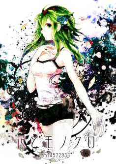 Love this pic! Manga Anime, Art Anime, Anime Artwork, Manga Girl, Anime Girls, Hatsune Miku, Kaito, Gakupo Kamui, Mikuo
