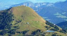 Salvensee und Hohe Salve Wilder Kaiser, Mountains, Nature, Travel, Outdoor, Tours, Alps, Hiking, Summer