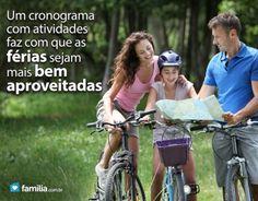 Familia.com.br | Como sobreviver às férias em família.