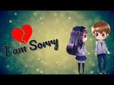 i am sorry status video whatsapp status video BestStatus I Am Sorry Song, Sorry Gif, Sorry Lyrics, I Am Really Sorry, Sorry My Love, Dp For Whatsapp Profile, Whatsapp Status For Girls, Sorry For Everything, Best Gift For Wife