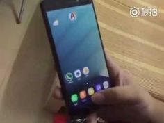 Así se desbloquea el Samsung Galaxy Note 7 con el escáner de iris - http://www.actualidadgadget.com/asi-se-desbloquea-samsung-galaxy-note-7-escaner-iris/