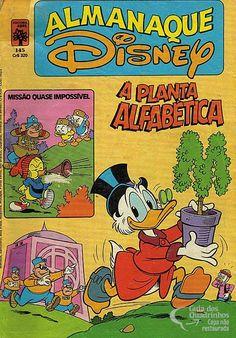 Almanaque Disney  n° 145/Abril | Guia dos Quadrinhos